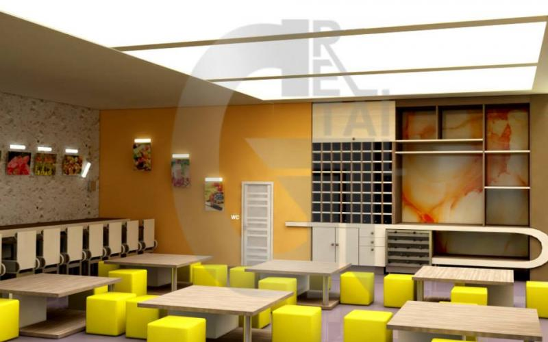 Cafeteria SG Group Equipment for shops and stores