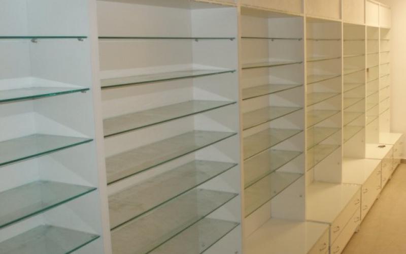Аптека - Ади Фарм Ес Джи Груп ЕООД Оборудване за търговски обекти и складове