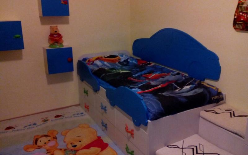 Детски стаи 1 Ес Джи Груп ЕООД Оборудване за търговски обекти и складове