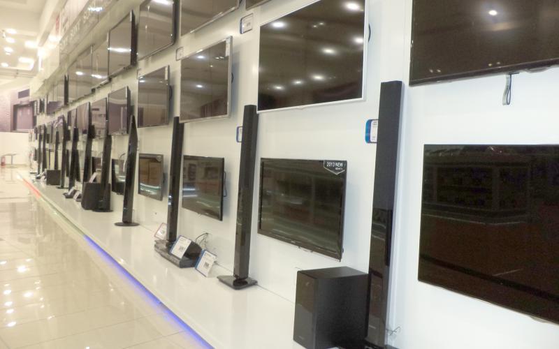 Domo Румъния Ес Джи Груп ЕООД Оборудване за търговски обекти и складове