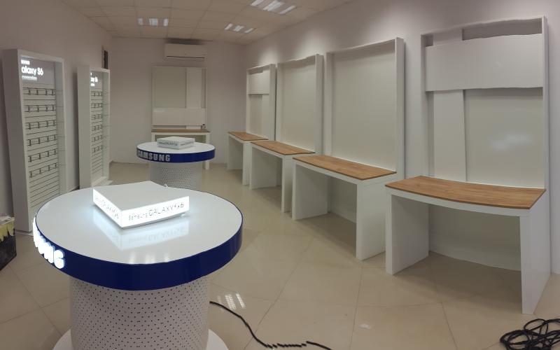 Метро - техно лафка Ес Джи Груп ЕООД Оборудване за търговски обекти и складове