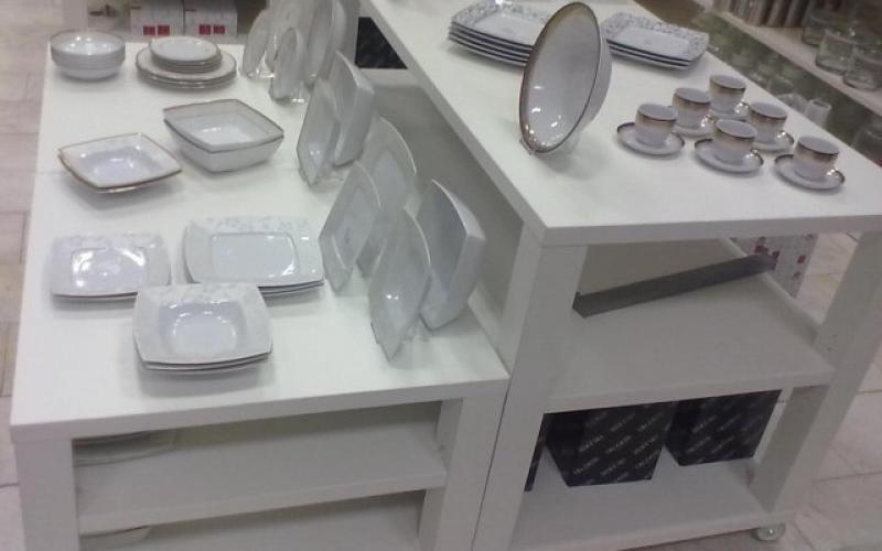 Промо зони Ес Джи Груп ЕООД Оборудване за търговски обекти и складове