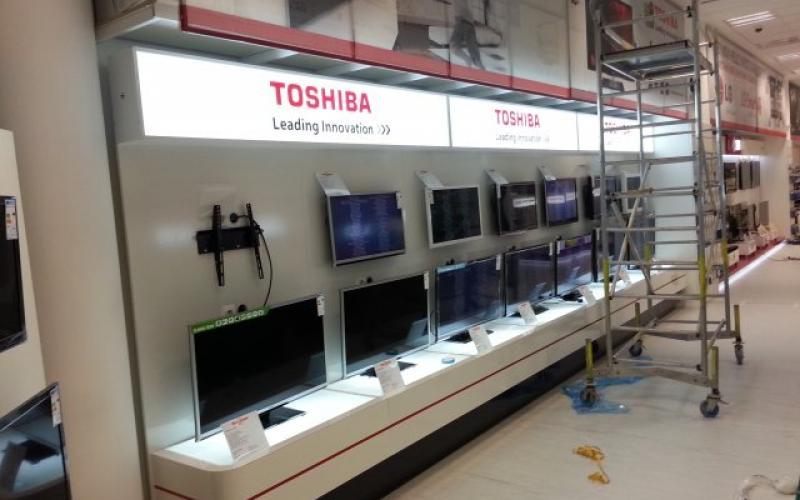 Специализирано оборудване Ес Джи Груп ЕООД Оборудване за търговски обекти и складове