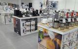 Техномаркет Хърватия гр. Сплит Ес Джи Груп ЕООД Оборудване за търговски обекти и складове