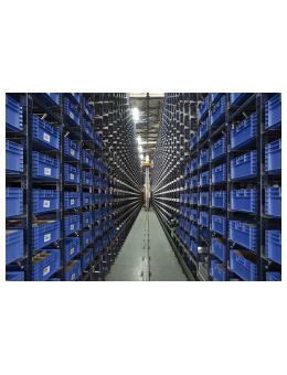 Складови стелажи Ес Джи Груп ЕООД Оборудване за търговски обекти и складове