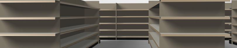 Изработка Ес Джи Груп ЕООД Оборудване за търговски обекти и складове